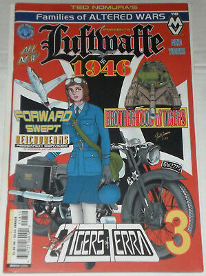 Families of Altered Wars: Luftwaffe 1946 (Antarctic) Nr. 118 *TED NOMURA* 2004