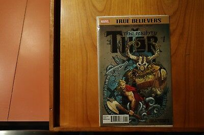 True Believers: The Mighty Thor Number 1