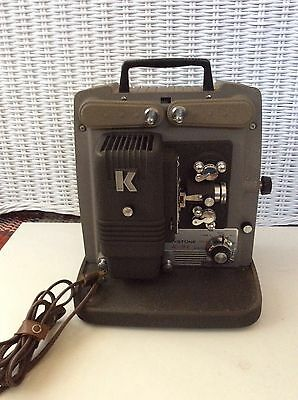 Vintage Keystone 8MM Collectible Movie Projector K-91 Magnascope Photography