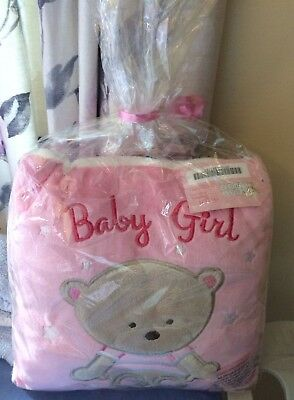 Baby Girl cushion gift.