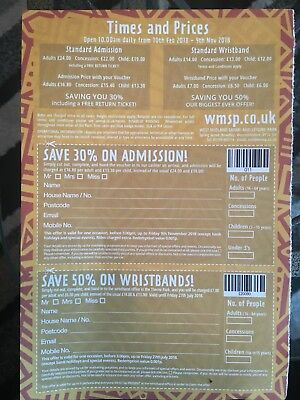 West Midlands Safari Park Discount Vouchers