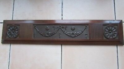 Antique Carved panel.