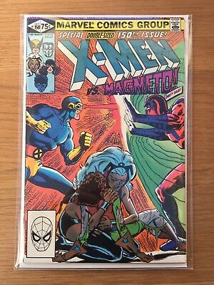 The X-Men  #150  -  Marvel Comic -  Volume 1  -  1981  -  Us Original
