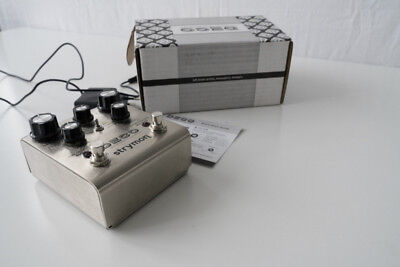 Strymon Deco - Tape Saturation Pedal, Doubletracker, Topzustand