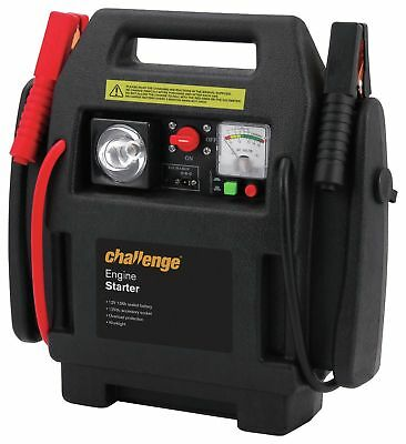Challenge Rechargeable Engine Starter ( Unit Only )
