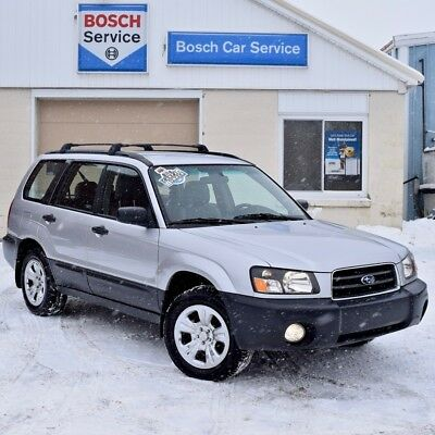 2005 Subaru Forester X 2005 Subaru Forester X ONLY 25K MILES 5 Speed Manual 1 OWNER 50 Pics