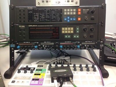 Pearl SC 40 Drum Synthesizer , Simmons