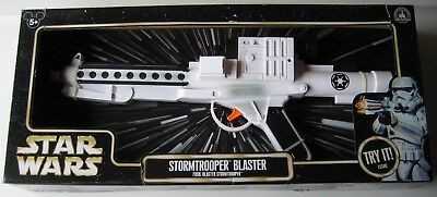 Star Wars Stormtrooper Blaster Rifle MISB Sealed Never Opened Disney Role Play