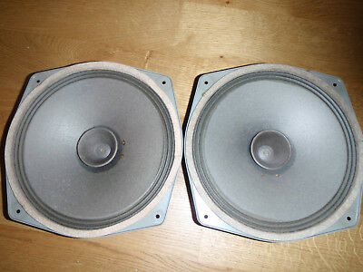 pair of RFT L 3401 12inch full range in good condition full working worldw.ship