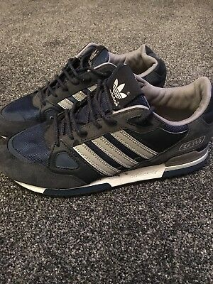 adidas originals mens zx 750 trainers, size 9