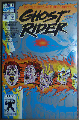Ghost Rider #25 (Double-Sized) Nm/m