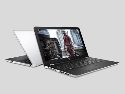 "New HP WLED 15.6"" TouchScreen Intel i5-7200U/8GB/2TB/Win10 Laptop Notebook"