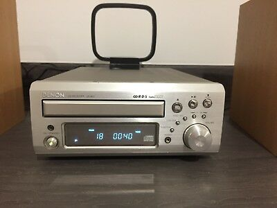 DENON UD-M31 CD Amplifier & Tuner - Denon speakers available separately