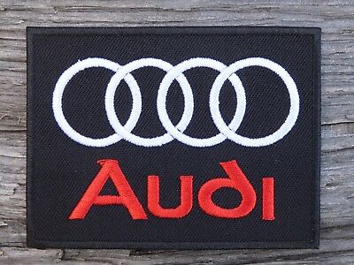 A243 ECUSSON PATCH THERMOCOLLANT aufnaher toppa AUDI rs a 1 2 3 4 5 6 7 qs 80