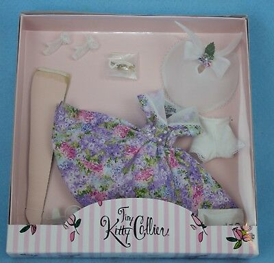 Mint NRFB Tonner Tiny Kitty Collier Garden Party