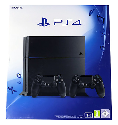 Sony PlayStation 4 Ultimate Player Edition 1TB inkl. 2 Controller CUH-1216B PS4