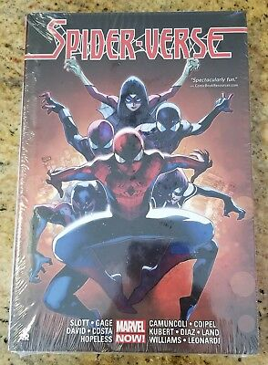 Spider-verse Hardcover - Marvel Comics - Amazing Spider-man - Spider Gwen