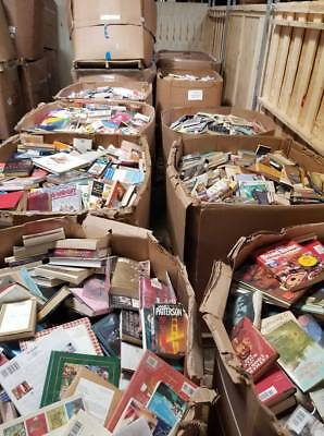 Gaylord of books - lots of Gaylords of books