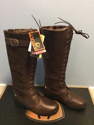 Ariat Coniston waterproof boots. Size 7 uk.