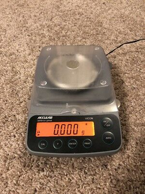 Acculab Sartorius Group VIC-303 Balance Scale