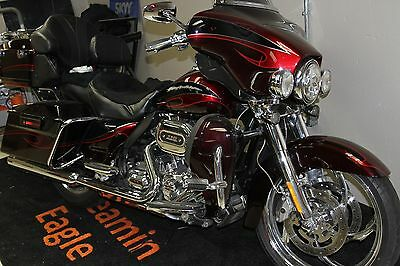 2013 Harley-Davidson Touring  2013 CVO Screamin Eagle Ultra HARLEY DAVIDSON