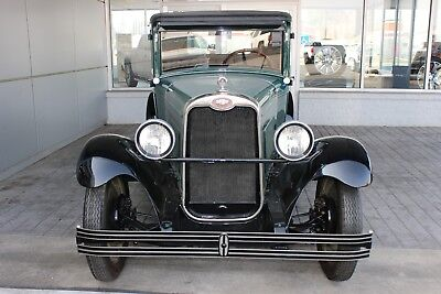 1928 Chevrolet National AB Coupe Deluxe 1928 Chevrolet National AB Coupe - Excellent Restored CA Original Car!