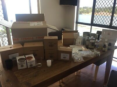 Candle Making Equipment - Assorted