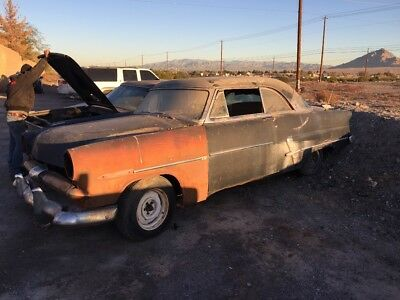 1953 Ford Victoria Hardtop 1953 ford