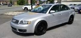 2004 Audi S4  Gray Audi S4 - AS-IS