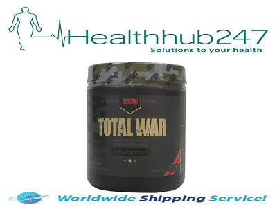 Total War Original Enhanced Formula Fruit Punch 30 Sve Redcon1 Not Many Left Exp