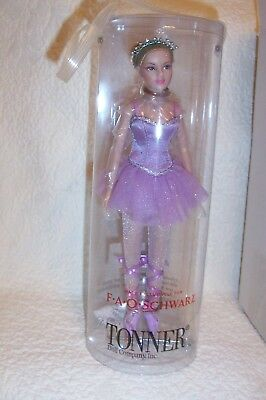 Tonner 2008 Dew Drop Fairy ~ Tiny Kitty Collier mint in Box! Great gift