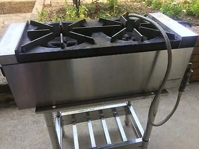 Commersial Cook Stove