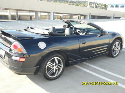 2005 Mitsubishi Eclipse Sports Car car