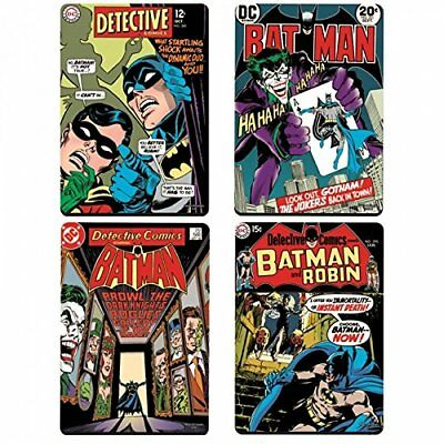 DC Comics – Batman comic covers Coasters, Set of 4