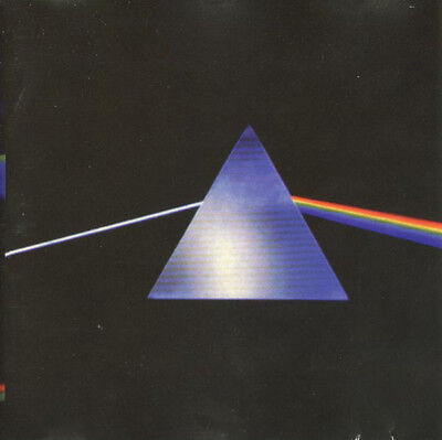Pink Floyd ‎– The Dark Side Of The Moon cd