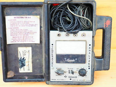 Vintage Old Large Size Electrical Test Equipment, Unit, (H878)