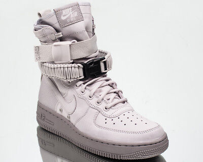 the latest 3c575 f8b17 NIKE WMNS SF Air Force 1 women lifestyle shoes NEW vast grey 857872-003