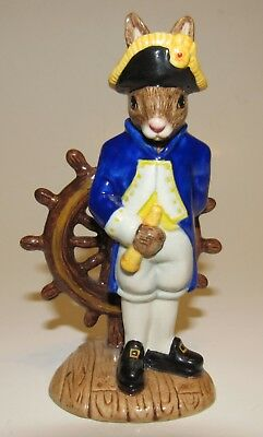 2003 Royal Doulton Nautical Figurine Bunnykins Shipmates Collection Rabbit