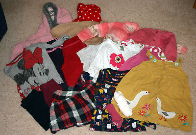 Girls clothes bundle, 2-3yrs, 20+ items inc Next & little white company