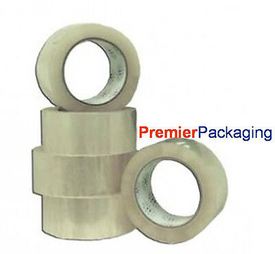 Clear Sealing Tape 48mm x 66M
