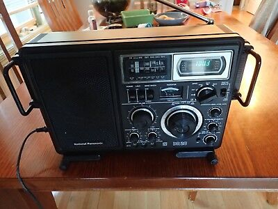 National Panasonic Dr28 Shortwave Radio Sought After Receiver