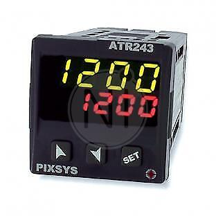 ATR243-21ABC-T 3 Setpoint Temperature Controller, Size 48x48mm, Outputs; Relay/S