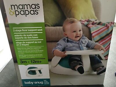 Immaculate Mamas And Papas Baby Snug Seat