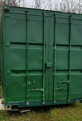 20ft Shipping Container used, some cheap to clear
