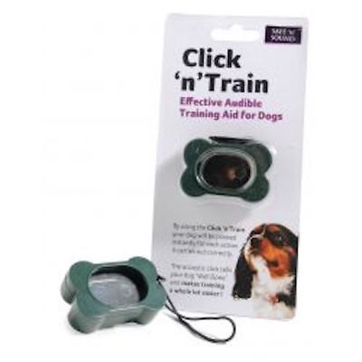 Safe 'N' Sound Click 'N' Train, training aid  Behaviour  Good dog audible