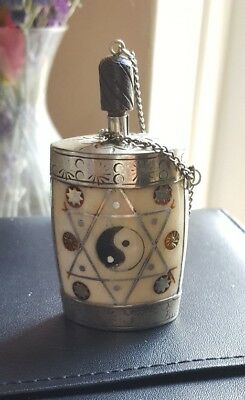 Antique chinese snuff bottle.