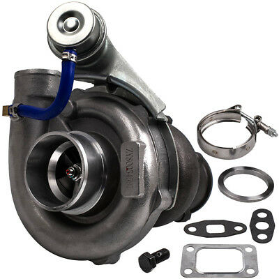 Turbocompresseur t3 t4 t04e pour audi vw 1.8t vr6 .63 AR universel turbo 420 HP