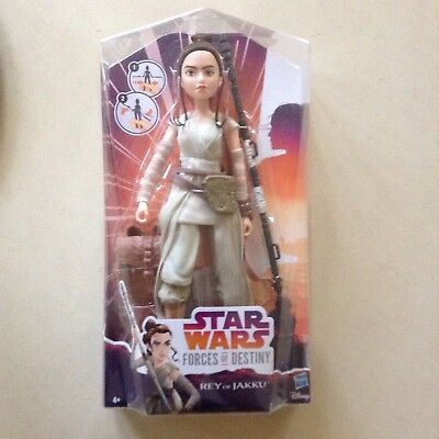 Star Wars: Forces of Destiny - Rey - new/sealed in box