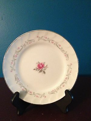 Fine China of Japan Royal Swirl Bread/Butter Plate