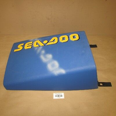 Sea Doo 1991 SP Front Hood Storage Lid Cover Blue 1989 1990 XP 587 580 SPi
